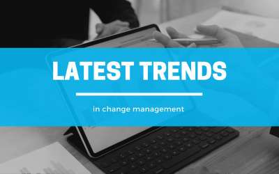 Latest trends in change management