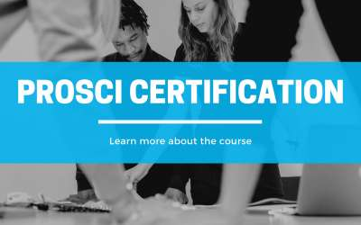 Video – Learn more about the Prosci Certification
