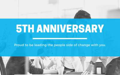 Celebrating our 5th Anniversary in Asia Pacific