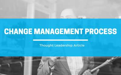 Managing the People Side of Change with Prosci 3-Phase Process